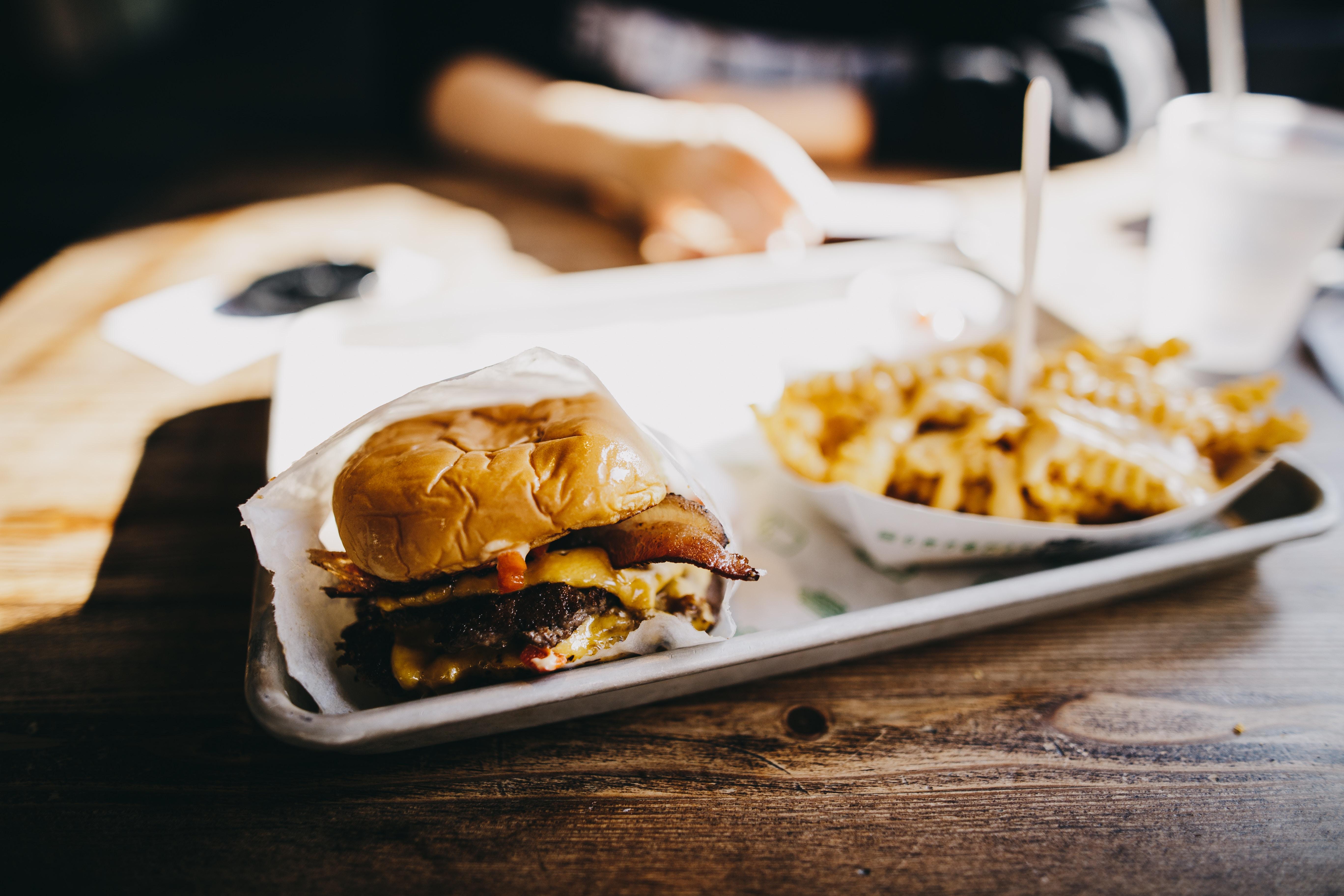 burger bar in denver