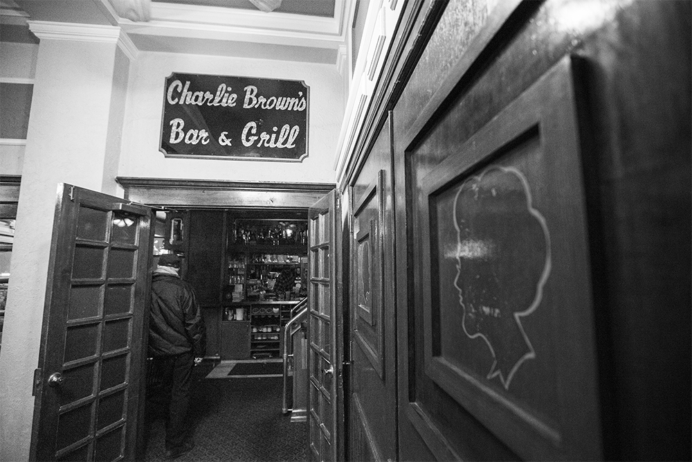 The Colburn Hotel and History of Charlie Brown's | Piano