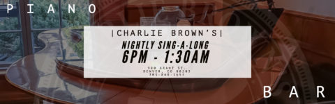 Daily Restaurant Specials at Charlie Brown's